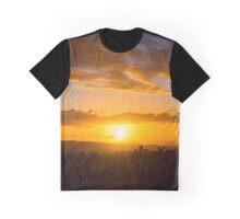 Cali Skies Graphic T-Shirt