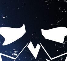 Justice Skulls - The Dark Sticker