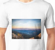 Santa Monica Mountains Unisex T-Shirt