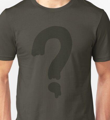 Soos Question Mark Shirt Unisex T-Shirt