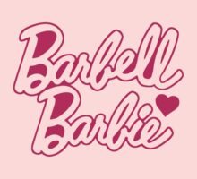 """Funny Quote """"Barbell Beauty"""" One Piece - Short Sleeve"""