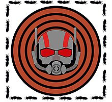 Ant-man's ant control patrol  Photographic Print