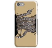 Rattlesnake Squeeze iPhone Case/Skin
