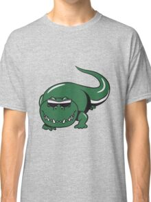 Crocodile dangerous cool sunglasses Classic T-Shirt