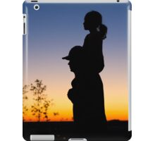 My Dad, My Hero iPad Case/Skin