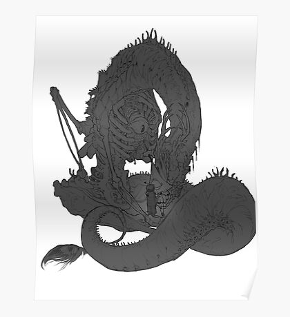 Eldritch Abomination Billdip Poster
