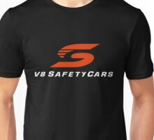 V8 SafetyCars (white writing) Unisex T-Shirt