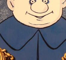 The Addams Family - Uncle Fester Sticker