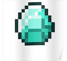 Diamond Supply Pixel Diamond Poster