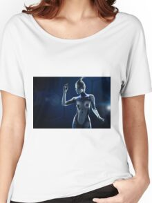 Maschinenmensch #4 Women's Relaxed Fit T-Shirt