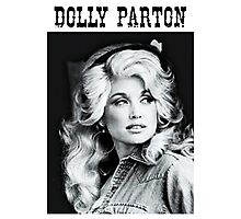 Dolly Parton Young Photographic Print