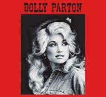 Dolly Parton Young Baby Tee