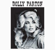 Dolly Parton Young One Piece - Long Sleeve