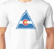 Colorado Rockies Hockey Unisex T-Shirt