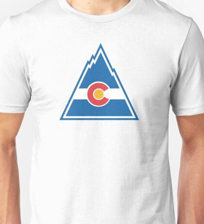 Colorado Rockies Hockey Unisex T-Shirt