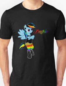 Punk Dashie T-Shirt