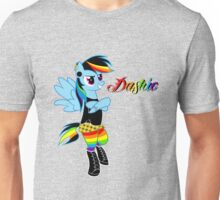 Punk Dashie Unisex T-Shirt