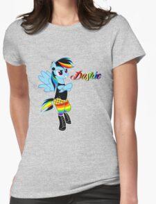 Punk Dashie Womens Fitted T-Shirt