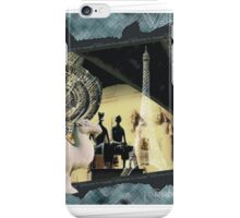 Welcome to voyage iPhone Case/Skin