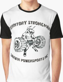 Territory Strongman Logo Graphic T-Shirt