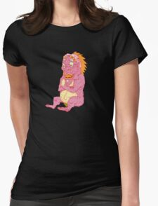 Wrinkle-King Womens Fitted T-Shirt