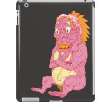 Wrinkle-King iPad Case/Skin