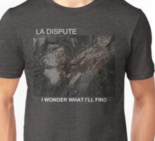 LA DISPUTE CHOPPED TREE Unisex T-Shirt