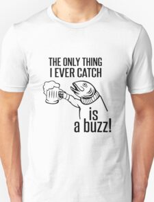 "Funny Quote ""Drinking Fish"" T-Shirt"