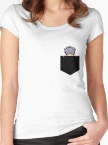 BTS - V - Pocket Edition Women's Fitted Scoop T-Shirt