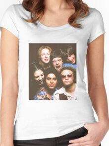 That '70s Show Cast Women's Fitted Scoop T-Shirt