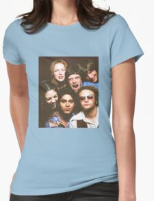 That '70s Show Cast Womens Fitted T-Shirt