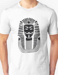 Pharaoh V For Vendetta Unisex T-Shirt