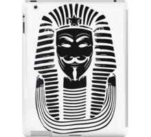 Pharaoh V For Vendetta iPad Case/Skin