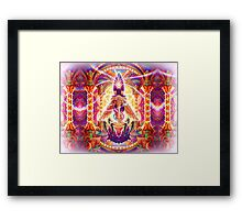 Death by Astonishment Framed Print