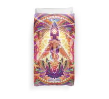 Death by Astonishment Duvet Cover