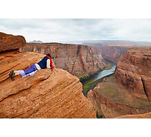 Horseshoe Bend in Arizona, USA Photographic Print