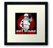 Selfinn Framed Print