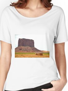 Monument Valley in Arizona, USA Women's Relaxed Fit T-Shirt