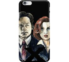 The Truth Is Still Out There iPhone Case/Skin