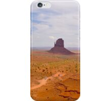 Monument Valley in Arizona, USA iPhone Case/Skin