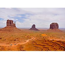 Monument Valley in Arizona, USA Photographic Print