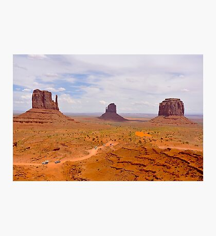 Monument Valley in Arizona, USA Photographic Print