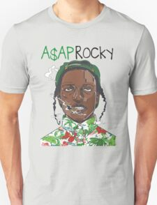 A$AP ROCKY SMOKE WEED T-Shirt