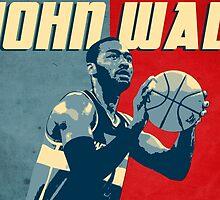 John Wall by Taylan Soyturk