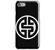 WHITE $ Logotype 01 2012 NO BACKGROUND  iPhone Case/Skin