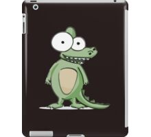 Cute crocodile iPad Case/Skin