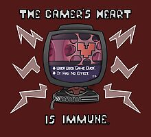 A Gamer's Heart by Mew82