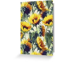Sunflowers Forever Greeting Card