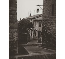 Village Street Photographic Print