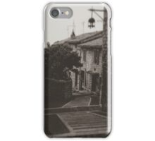 Village Street iPhone Case/Skin